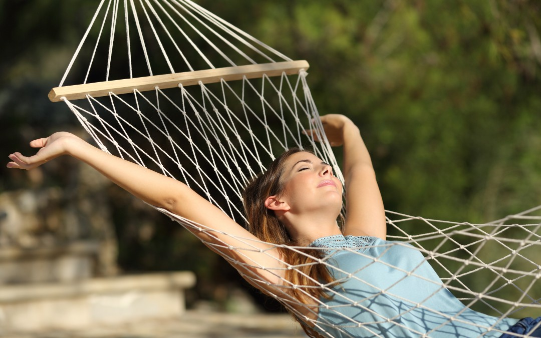 Why You Need a Hammock in Your Office